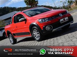 VolksWagen Saveiro CROSS 1.6 T. Flex 16V CE 2015/2016