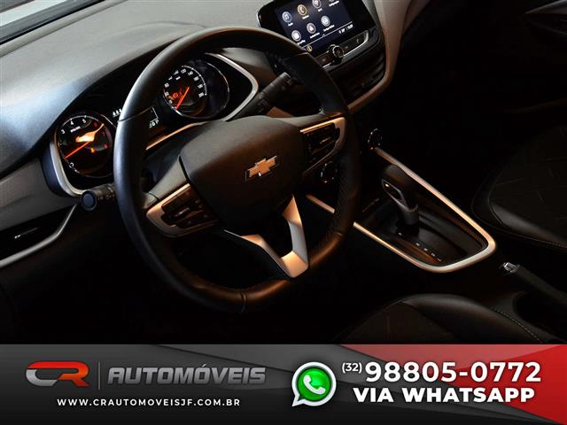 Chevrolet ONIX SED. Plus PREM. 1.0 12V TB Flex Aut 2019/2020