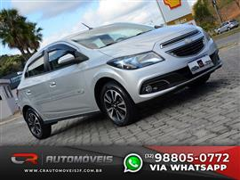 Chevrolet ONIX HATCH LTZ 1.4 8V FlexPower 5p Aut. 2013/2014