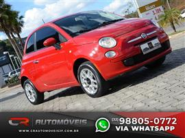 Fiat 500 Cult 1.4 Flex 8V EVO Mec. 2012/2013
