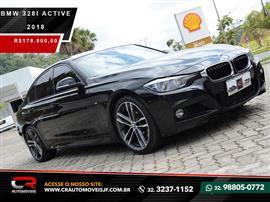 BMW 328iA M Sport 2.0 16V Flex 4p 2018/2018