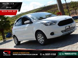 Ford KA 1.0 SE/SE Plus TiVCT Flex 5p 2014/2015