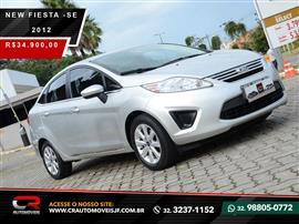 Ford Fiesta Sedan SE 1.6 16V Flex 4p 2012/2012