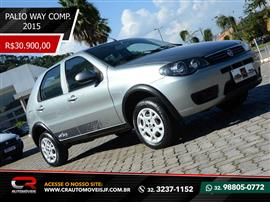 Fiat Palio Way 1.0 Fire Flex 8V 5p 2014/2015