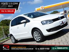 VolksWagen Fox 1.0 Mi Total Flex 8V 5p 2012/2013