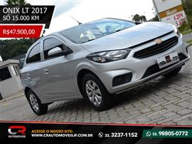 Chevrolet ONIX HATCH LT 1.0 8V FlexPower 5p Mec. 2017/2017