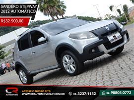 Renault SANDERO STEPWAY Hi-Flex 1.6 16V 5p Aut. 2012/2012