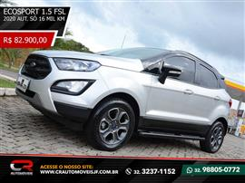 Ford EcoSport FREESTYLE 1.5 12V Flex 5p Aut. 2019/2020