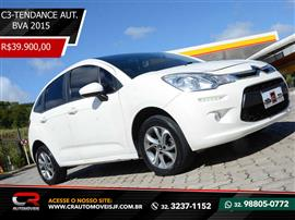 Citroën C3 Tendance 1.6 VTi Flex Start 16V Aut. 2015/2015