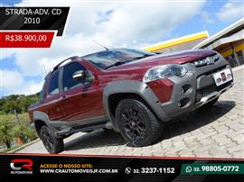 Fiat Strada Adventure1.8/ 1.8 LOCKER Flex CD 2010/2010