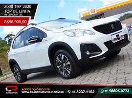 Peugeot 2008 Griffe 1.6 Turbo Flex 16V 5p Aut. 2020/2020
