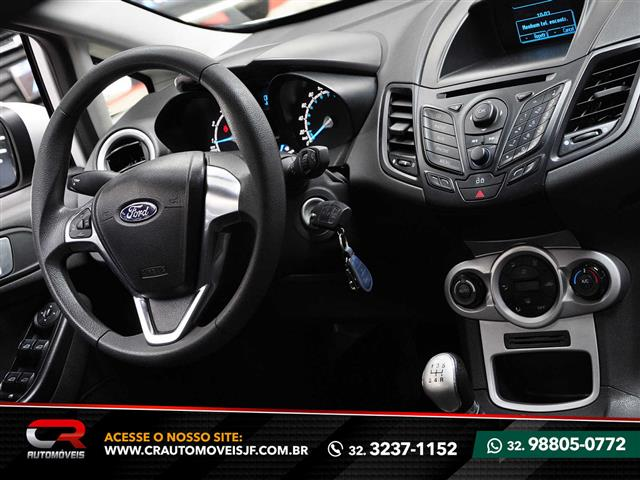 Ford Fiesta 1.6 16V Flex Mec. 5p 2015/2016