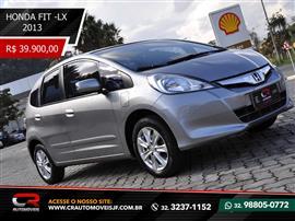Honda Fit LX 1.4/ 1.4 Flex 8V/16V 5p Mec. 2012/2013