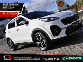 Kia Motors Sportage EX 2.0 16V/ 2.0 16V Flex Aut. 2018/2019
