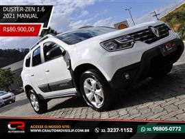 Renault DUSTER Zen 1.6 16V Flex Mec. 2021/2021