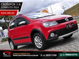 VolksWagen CROSSFOX 1.6 Mi Total Flex 8V 5p 2013/2014