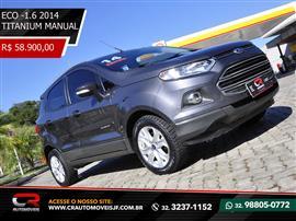 Ford EcoSport TITANIUM 1.6 16V Flex 5p 2013/2014