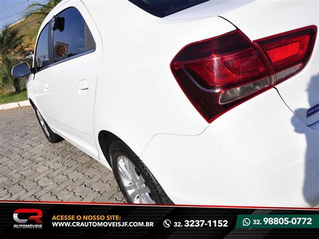 Chevrolet COBALT LTZ 1.8 8V Econo.Flex 4p Mec. 2017/2017