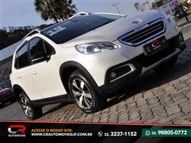 Peugeot 2008 Griffe 1.6 Flex 16V 5p Aut. 2018/2019