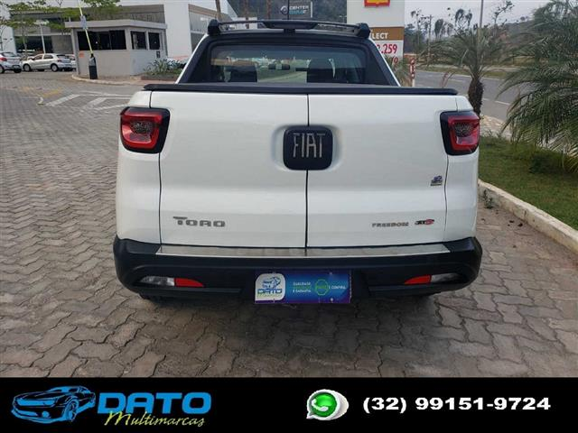 Fiat Toro Freedom 2.4 16V Flex Aut. 2018/2018