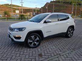 Jeep COMPASS LONGITUDE 2.0 4x2 Flex 16V Aut. 2017/2017
