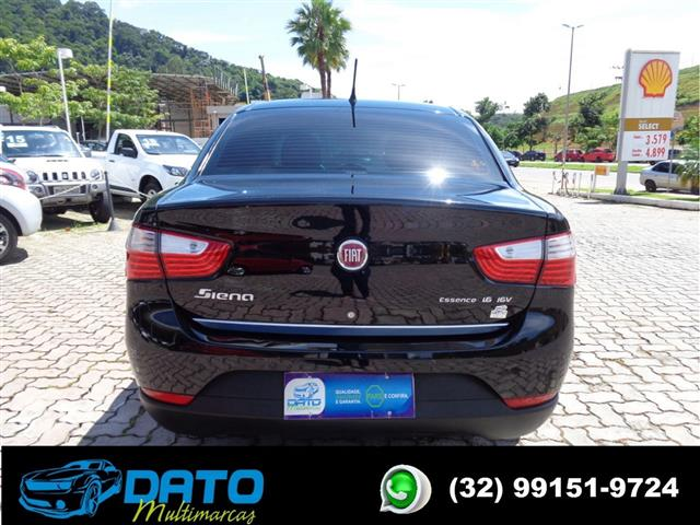 Fiat Grand Siena ESSENCE 1.6 Flex 16V 2013/2014