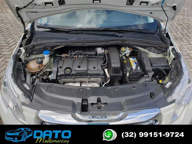Peugeot 2008 Griffe 1.6 Flex 16V 5p Aut. 2015/2016