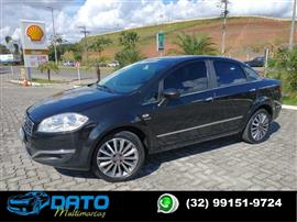 Fiat LINEA ABSOLUTE 1.9/1.8 Flex Dualogic 4p 2014/2015