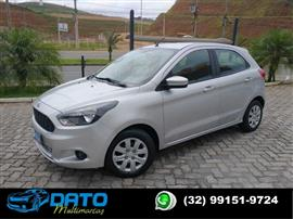 Ford KA 1.5 SE/SE PLUS 16V Flex 5p 2017/2018