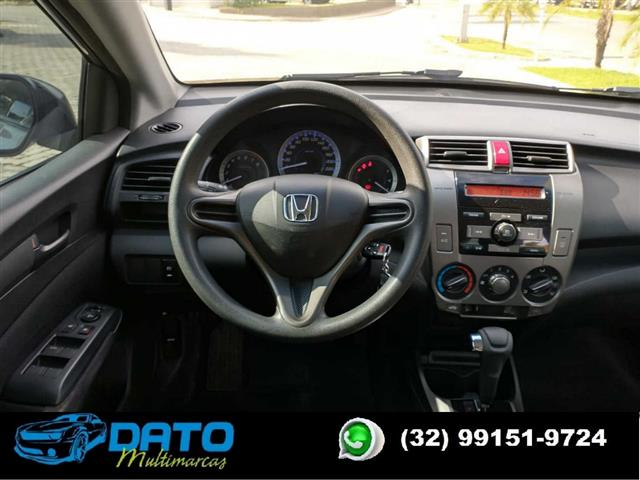 Honda CITY Sedan LX 1.5 Flex 16V 4p Aut. 2012/2013