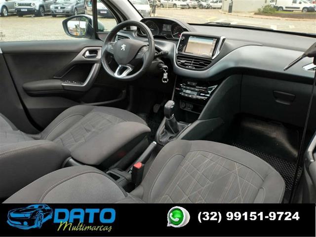 Peugeot 208 Griffe 1.6 Flex 16V 5p Mec. 2014/2014