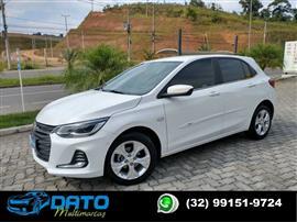 Chevrolet ONIX HATCH PREM. 1.0 12V TB Flex 5p Aut. 2020/2020