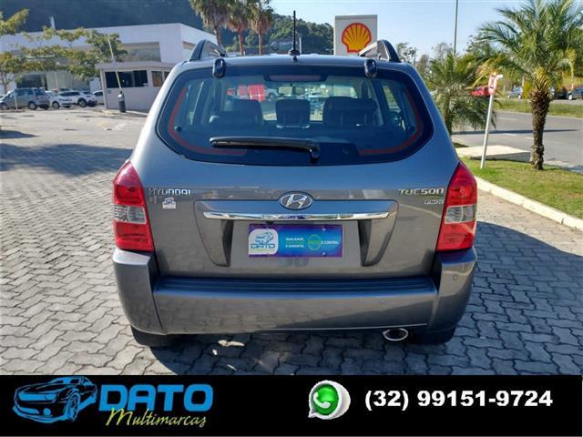 Hyundai Tucson 2.0 16V Flex Aut. 2016/2017