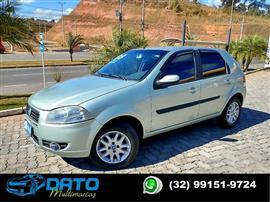 Fiat Palio ELX 1.4 Fire/30 Anos F. Flex 8V 4p 2007/2008