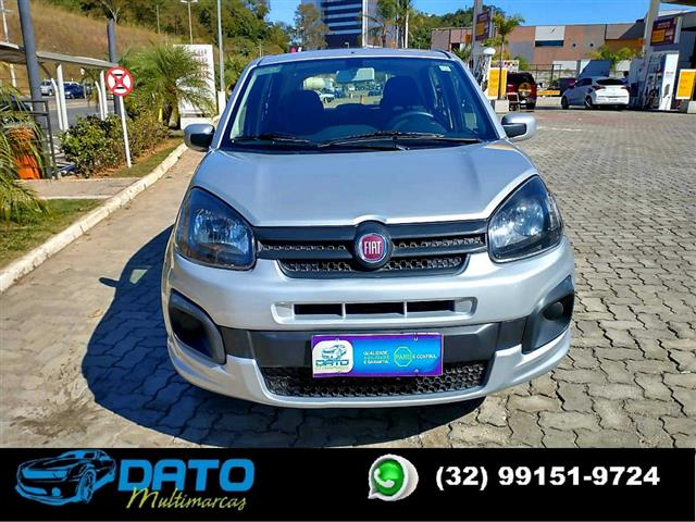 Fiat Uno ATTRACTIVE 1.0 Fire Flex 8V 5p 2019/2020