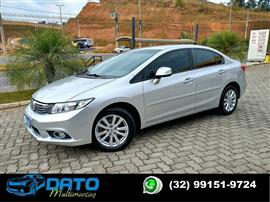 Honda Civic Sedan LXS 1.8/1.8 Flex 16V Mec. 4p 2013/2014