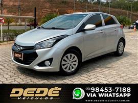 Hyundai HB20 C.C.PlusC.Style 1.6 Flex 16V Mec. 2012/2013