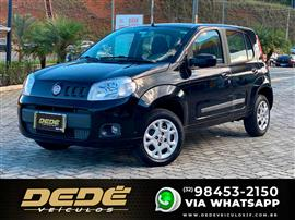 Fiat Uno ATTRACTIVE 1.4 EVO Fire Flex 8V 4p 2010/2011