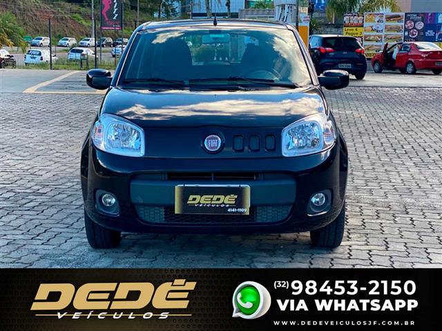 Fiat Uno ATTRACTIVE 1.4 EVO Fire Flex 8V 4p 2010/2011
