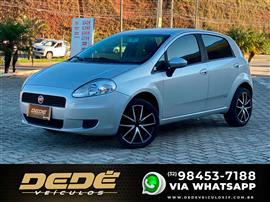 Fiat Punto ATTRACTIVE 1.4 Fire Flex 8V 5p 2010/2011