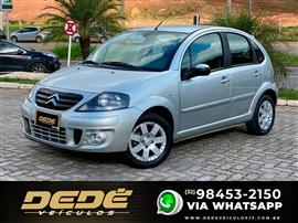 Citroën C3 Exclusive 1.4 Flex 8V 5p 2012/2012