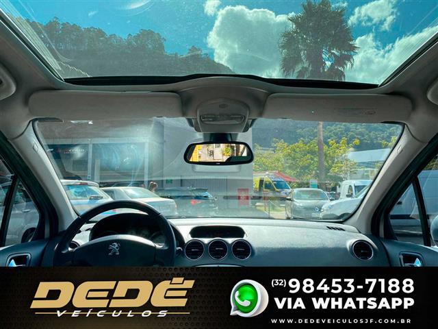 Peugeot 308 Allure 2.0 Flex 16V 5p Aut. 2012/2013