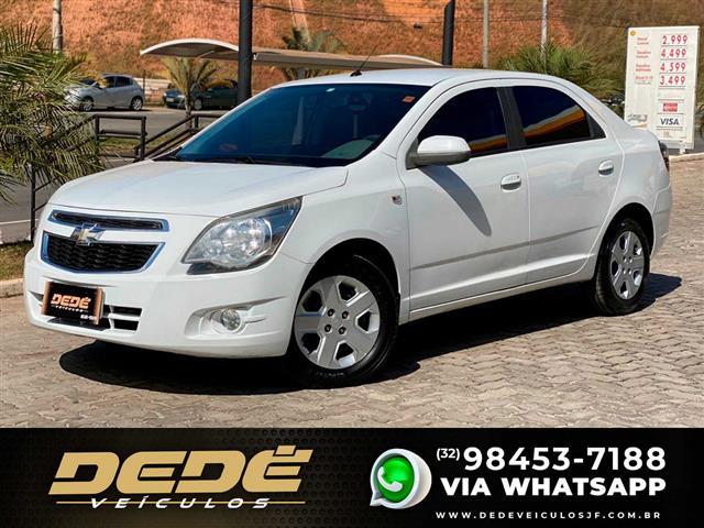Chevrolet COBALT LT 1.8 8V Econo.Flex 4p Aut. 2012/2013