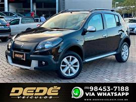 Renault SANDERO STEPWAY Hi-Power 1.6 8V 5p 2012/2013