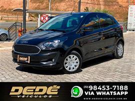 Ford KA 1.0 SE Flex 5p 2018/2019