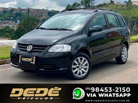 VolksWagen SPACEFOX 1.6/ 1.6 Trend Total Flex 8V 5p 2009/2010