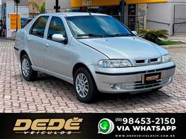 Fiat Siena EX 1.8 mpi 8V 103cv 4p 2003/2003