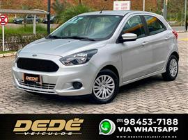 Ford KA 1.0 SE/SE Plus TiVCT Flex 5p 2016/2017