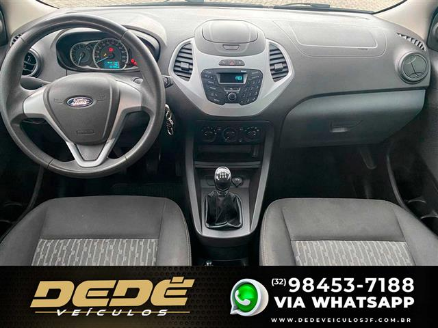 Ford KA 1.0 SE/SE Plus TiVCT Flex 5p 2016/2017