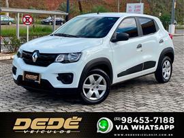 Renault KWID Zen 1.0 Flex 12V 5p Mec. 2019/2019